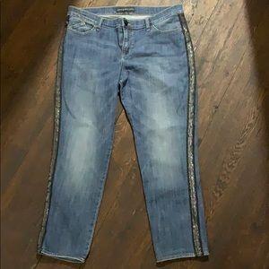 Rock & Republic Jeans with Ribbon Detail 16
